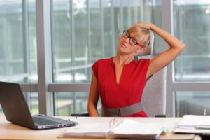 Get help quickly for chronic neck pain.