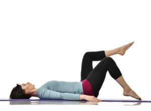 Read about stretches that will help a pinched nerve diagnosis