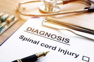 Find out about new research on spinal cord injuries.